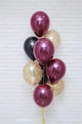 Композиция из шаров №21 - фото 5570