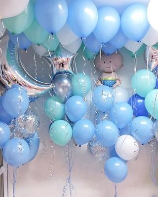 Композиция из шаров №148 - фото 5748