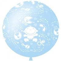 Большой шар для Новорожденного, 80 см.