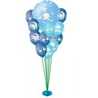 Фонтан с большим шаром для новорожденного