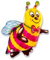 """Большой фольгированный шар """"Пчела"""""""