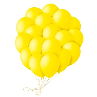 Шары желтые - фото 4470