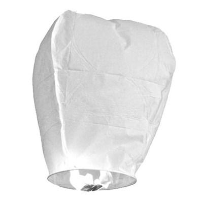 Небесный фонарик, белый - фото 4629