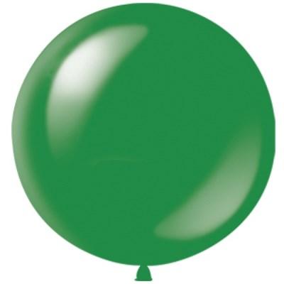Большой зеленый шар, 80 см. - фото 4677