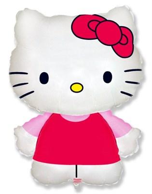 "Фольгированный шар ""Hello Kitty"" - фото 5169"