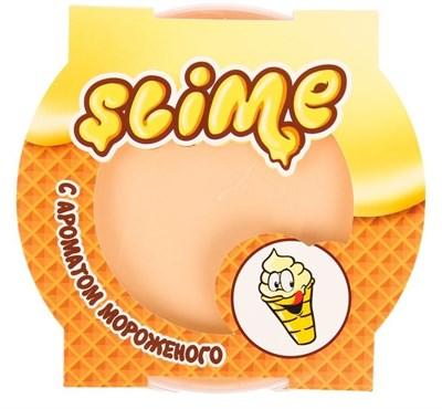 Большой слайм с ароматом мороженого - фото 5533