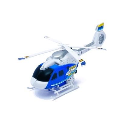 Вертолёт заводной «Спасатель» - фото 5536