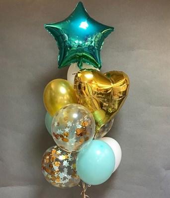 Композиция из шаров № 43 - фото 5589