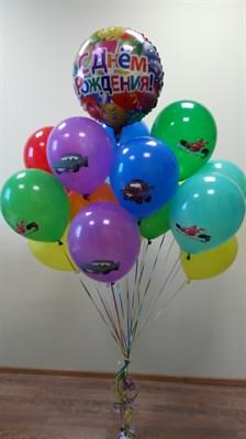 Композиция из шаров №44 - фото 5604