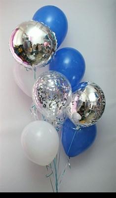 Композиция из шаров №86 - фото 5663