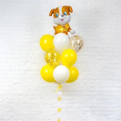 Композиция из шаров №124 - фото 5703
