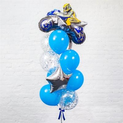 Композиция из шаров №125 - фото 5704