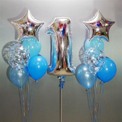 Композиция из шаров №126 - фото 5705
