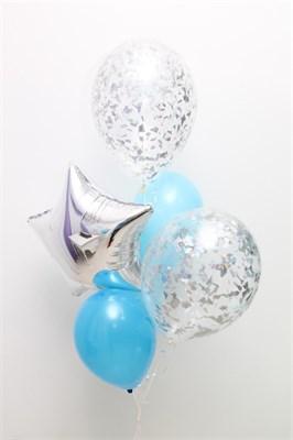 Композиция из шаров №127 - фото 5706