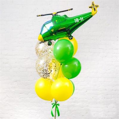 Композиция из шаров №128 - фото 5710