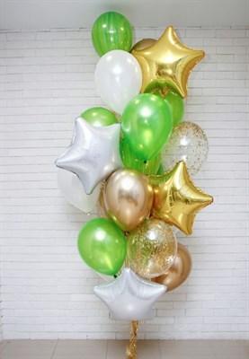 Композиция из шаров №132 - фото 5712