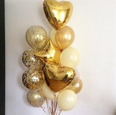 Композиция из шаров №144 - фото 5723