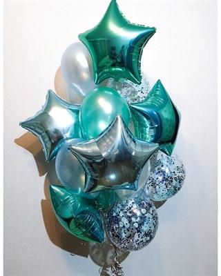Композиция из шаров №146 - фото 5725