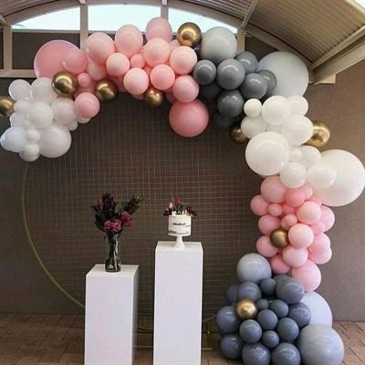 Оформление шарами, решение №8 - фото 5726