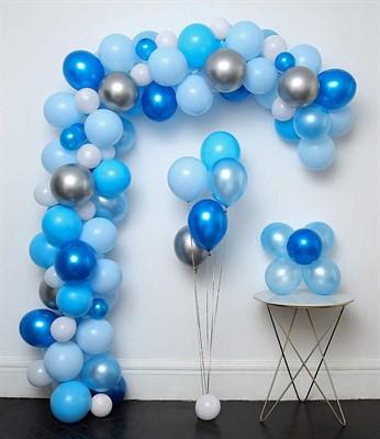 Оформление шарами, решение №9 - фото 5728