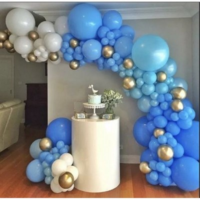 Оформление шарами, решение №12 - фото 5733