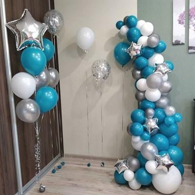 Оформление шарами, решение №13 - фото 5734