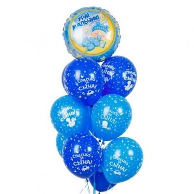 Композиция из шаров  №146 - фото 5746