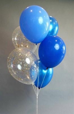 Композиция из шаров №149 - фото 5749