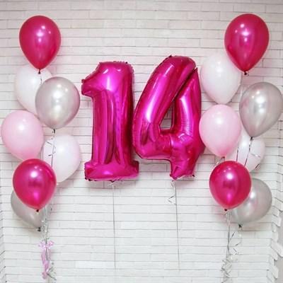 Композиция из шаров №152 - фото 5752