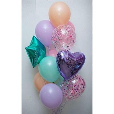 Композиция из шаров №155 - фото 5755