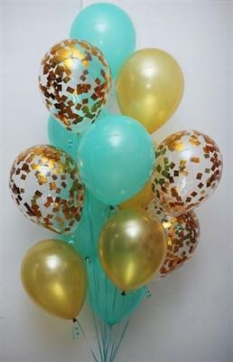 Композиция из шаров №163 - фото 5763