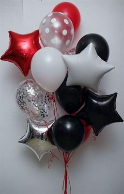 Композиция из шаров №167 - фото 5767
