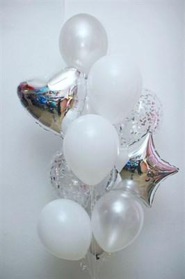 Композиция из шаров №171 - фото 5771