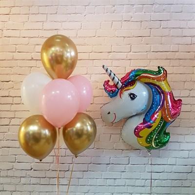 Композиция из шаров №180 - фото 5783