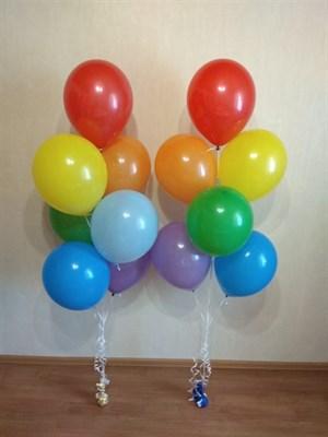 Композиция из шаров №188 - фото 5793