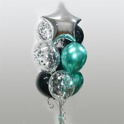 Композиция из шаров №192 - фото 5797