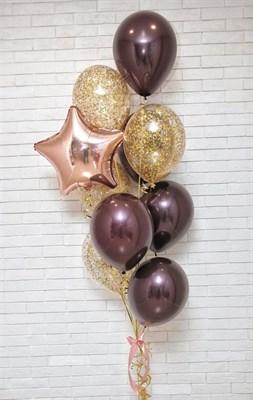 Композиция из шаров №198 - фото 5808