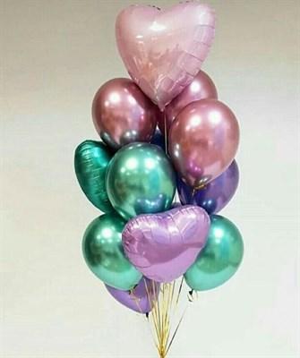 Композиция из шаров №199 - фото 5809