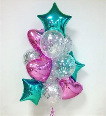 Композиция из шаров №200 - фото 5810