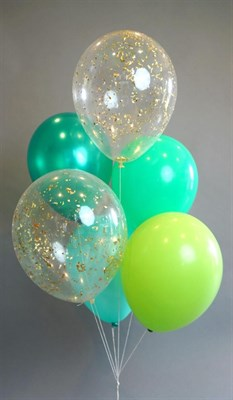 Композиция из шаров №202 - фото 5819