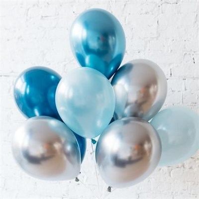 Композиция из шаров №206 - фото 5825