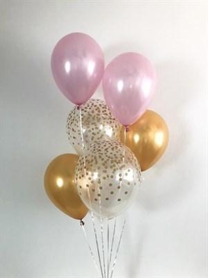 Композиция из шаров №207 - фото 5827