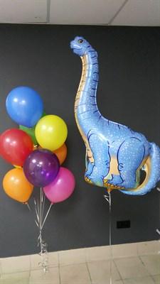 Композиция №305 с динозавром - фото 5894
