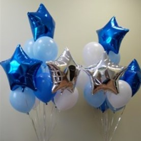 Композиция из шаров №47 - фото 5940