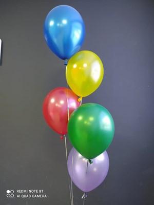 Композиция №430 из перламутровых шаров - фото 6041