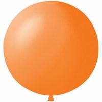 Большой оранжевый шар, 80 см.