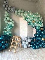 Оформление шарами, Решение №23
