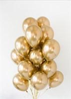 Композиция №336 из хромированных шаров