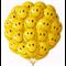 Шары Смайлы с гелием - фото 4477