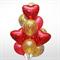 Композиция из шаров №81 - фото 5679